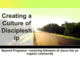 creating_a_culture_of_discipleship