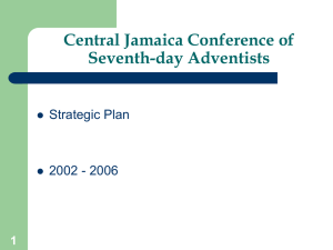 Central Jamaica Conference of Seventh-day