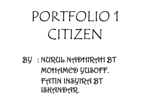 E-Access - 1citizen