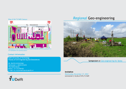 Regional Geo-engineering