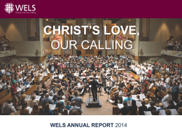 2014 Annual Report PowerPoint