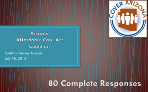 Arizona Affordable Care Act Coalition