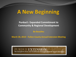 File - Purdue Center for Regional Development