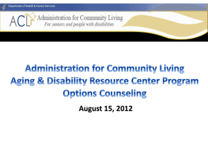 ppt - Utah Aging & Disability Resource Connection