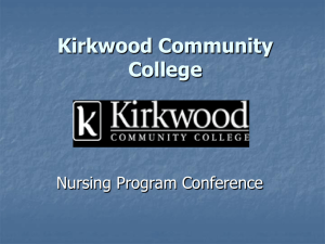 Practical Nursing - Kirkwood Community College