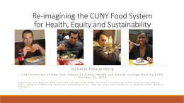Re-imagining-the-CUNY-Food-System