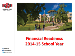 Financial Readiness Money 101 Powerpoint