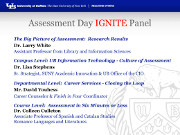 ignite - University at Buffalo
