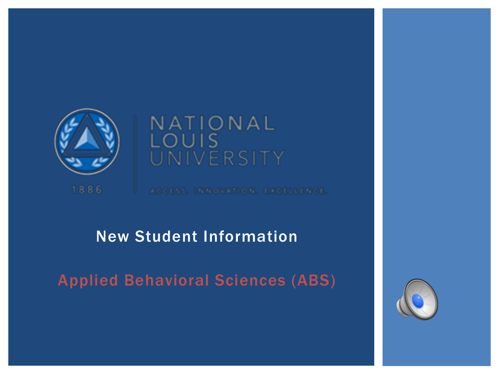 ABS - National Louis University