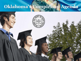 Complete College Oklahoma - American Association of State