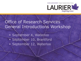 Research_Services_Introduction_Workshop_September_2012