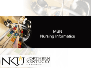 Online Graduate Programs in Nursing