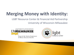 Merging Money with Identity