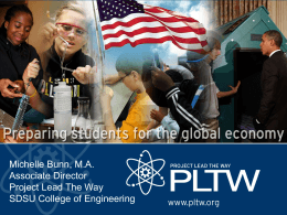 PLTW competitions