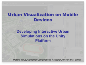 Mobile Unity - University at Buffalo
