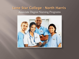 North Harris - Lone Star College System
