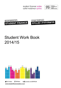 - Student Finance Wales