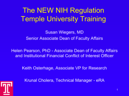 3. Temple University coi_training