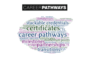 Career Pathway Coordinator Role