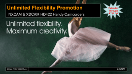 Unlimited Flexibility Prmotion