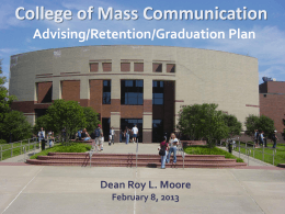 College of Mass Communication