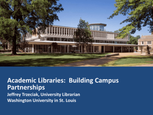 Session 7 Academic Libraries Building Campus