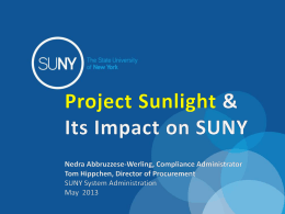 Watch the Project Sunlight training video