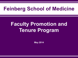 View slides - Feinberg School of Medicine