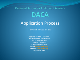 DACA PP English