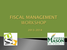 RSO-FISCAL-MANAGEMENT-WORKSHOP-2013