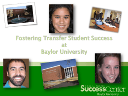 Fostering-Transfer-Student-Success-at-Baylor