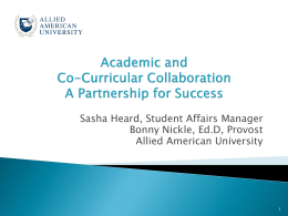 C11 ARC Academic Student Affairs Collaboration final