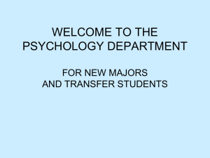 Psych 213W - Queens College