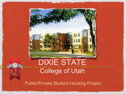 housing public-private partnership option