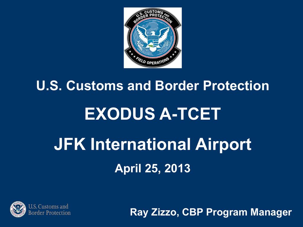 Exodus A-TCET