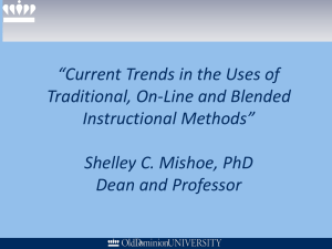 Shelley C. Mishoe, PhD Dean and Professor