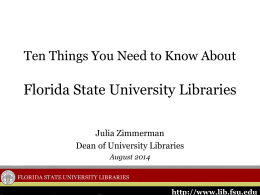 3-JuliaZimmerman - Florida State University