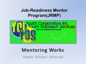 mentoring_works_parn.. - National Mentoring Partnership