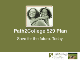 Path2College Presentation - Middle Georgia State College