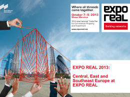 EXPO REAL - agenti.hr
