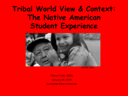 PowerPoint slides - Humboldt State University