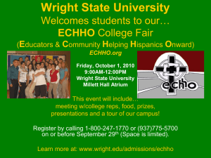 ECHHO College Fair