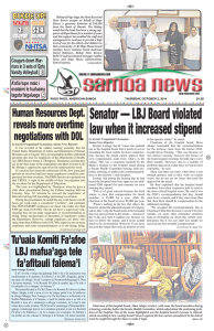 A Section Thu 10-02-14