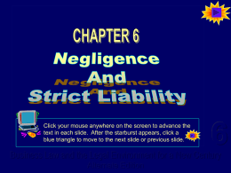 Powerpoint for Chapter 6
