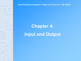 Understanding Computers, Chapter 4