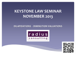 Sample Seminar - Radius Consulting