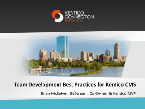 Team Development - Brian McKeiver`s Blog