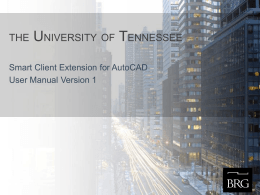 Configuring ARCHIBUS Extensions for AutoCAD