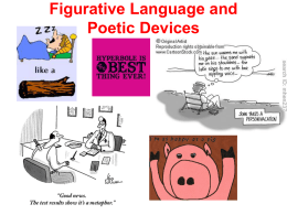 Figurative Language PPP