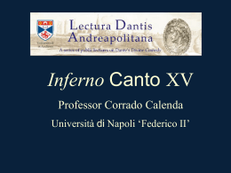 Inferno Canto XV lecture - English subtitles